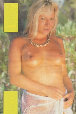 Wendy Cooper in Daily Sport - May 13 (1995)