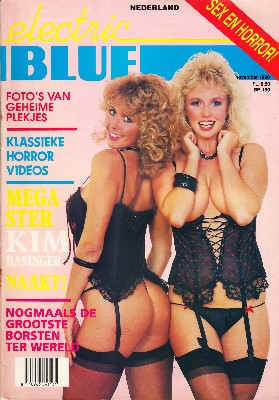 Electric Blue Nederland - November (1990)