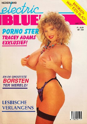 Electric Blue Nederland - July (1991)