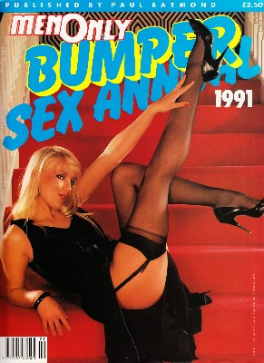 Men Only Bumper Sex Annual - - (1991)
