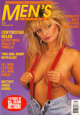 Men's Letters - No.7, January (1992)
