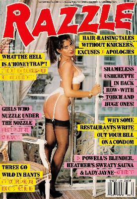 Razzle - Vol.6, No.11 (1988)