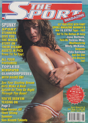 The Sport Magazine - No.6 (1992)